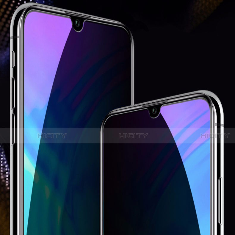 Schutzfolie Displayschutzfolie Panzerfolie Gehärtetes Glas Glasfolie Privacy Skins zum Aufkleben Panzerglas für Huawei Honor 20 Lite Klar groß