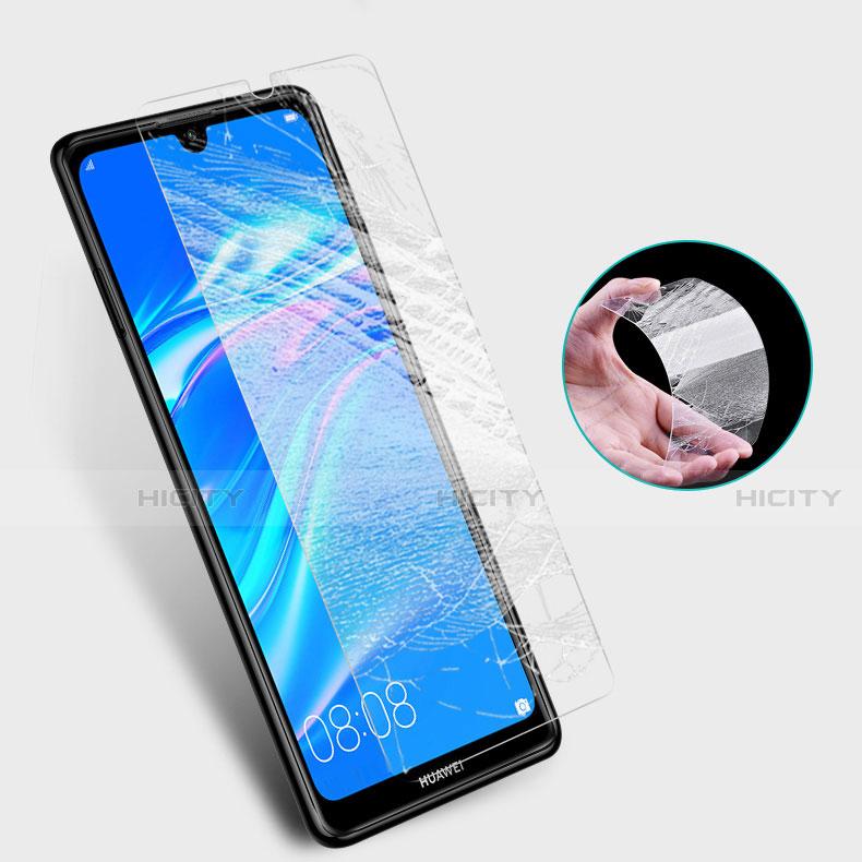 Schutzfolie Displayschutzfolie Panzerfolie Gehärtetes Glas Glasfolie Skins zum Aufkleben Panzerglas für Huawei Honor 20 Lite Klar