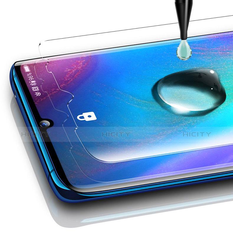 Schutzfolie Displayschutzfolie Panzerfolie Gehärtetes Glas Glasfolie Skins zum Aufkleben Panzerglas für Huawei P30 Pro Klar groß