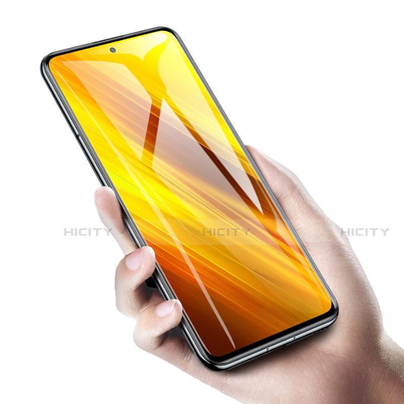 Schutzfolie Displayschutzfolie Panzerfolie Gehärtetes Glas Glasfolie Skins zum Aufkleben Panzerglas für Xiaomi Poco X3 NFC Klar