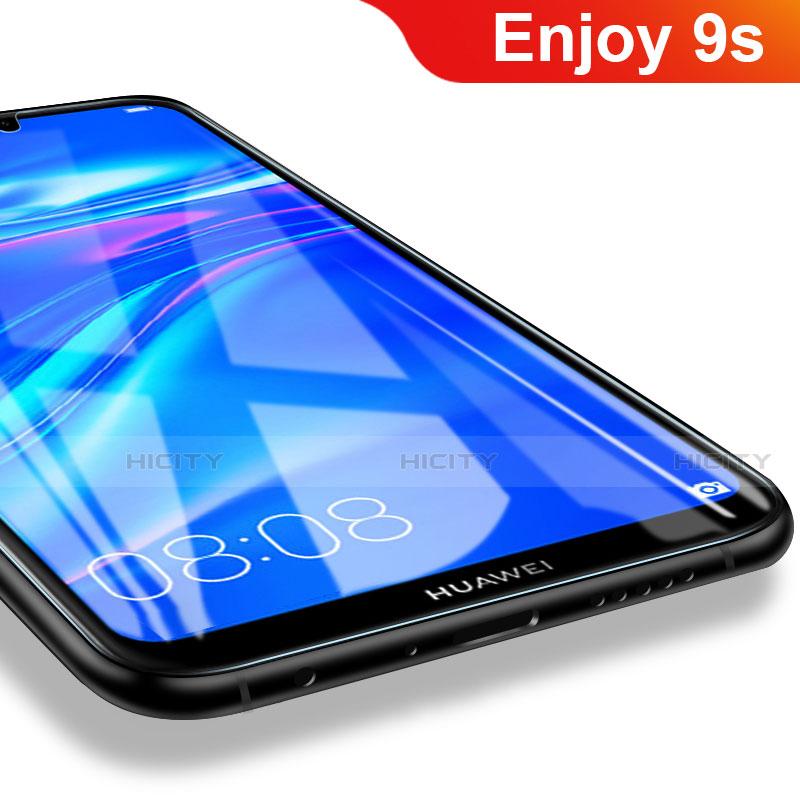 Schutzfolie Displayschutzfolie Panzerfolie Gehärtetes Glas Glasfolie Skins zum Aufkleben Panzerglas T01 für Huawei Honor 20 Lite Klar Plus