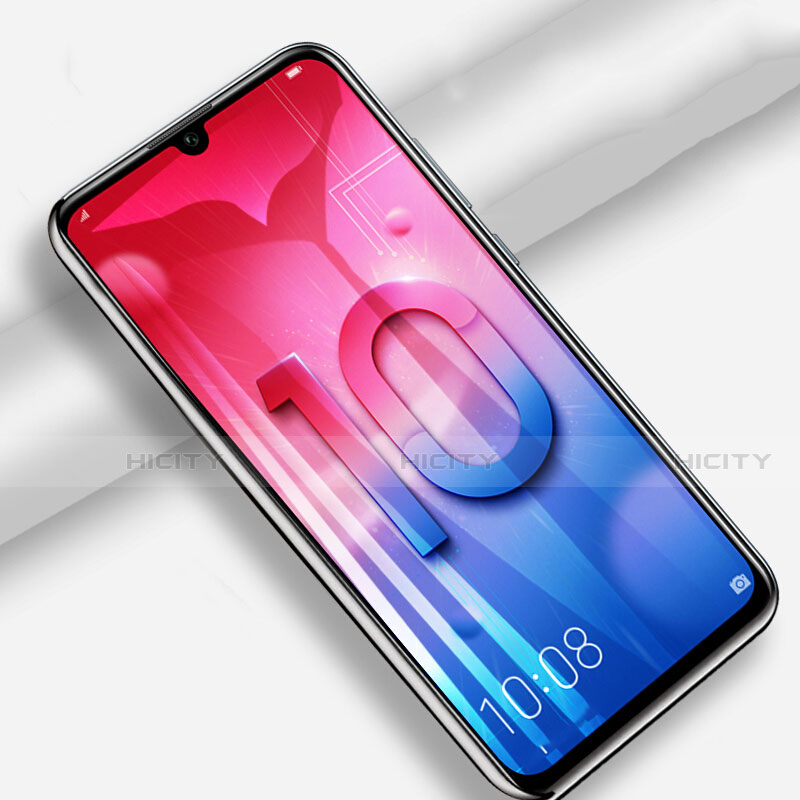 Schutzfolie Displayschutzfolie Panzerfolie Gehärtetes Glas Glasfolie Skins zum Aufkleben Panzerglas T02 für Huawei Honor 20 Lite Klar groß