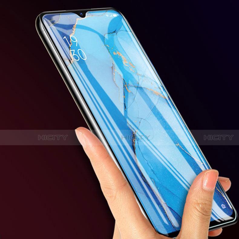 Schutzfolie Displayschutzfolie Panzerfolie Gehärtetes Glas Glasfolie Skins zum Aufkleben Panzerglas T02 für Oppo Reno3 A Klar groß