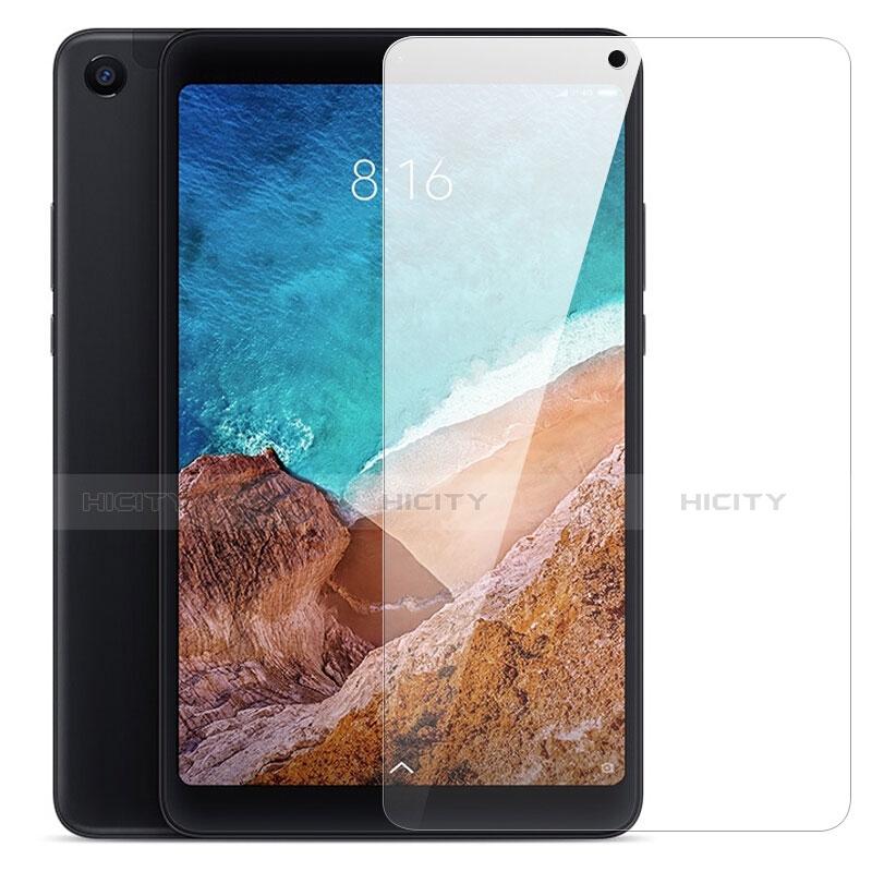 Schutzfolie Displayschutzfolie Panzerfolie Gehärtetes Glas Glasfolie Skins zum Aufkleben Panzerglas T03 für Xiaomi Mi Pad 4 Plus 10.1 Klar groß