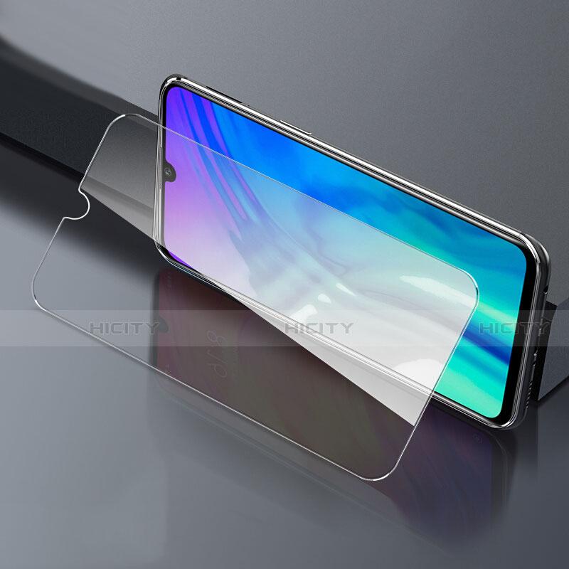 Schutzfolie Displayschutzfolie Panzerfolie Gehärtetes Glas Glasfolie Skins zum Aufkleben Panzerglas T04 für Huawei Honor 20 Lite Klar groß