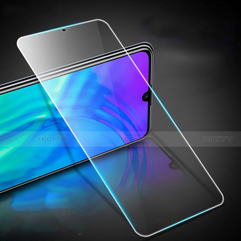 Schutzfolie Displayschutzfolie Panzerfolie Gehärtetes Glas Glasfolie Skins zum Aufkleben Panzerglas T08 für Huawei Honor 20 Lite Klar Plus