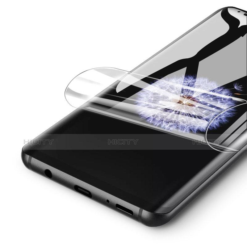 Schutzfolie Displayschutzfolie Panzerfolie Skins zum Aufkleben für Samsung Galaxy S9 Plus Klar Plus