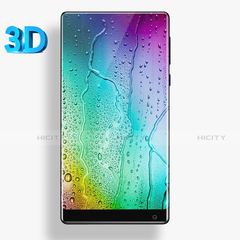 Schutzfolie Displayschutzfolie Panzerfolie Skins zum Aufkleben Gehärtetes Glas Glasfolie 3D für Xiaomi Mi Mix Klar Plus