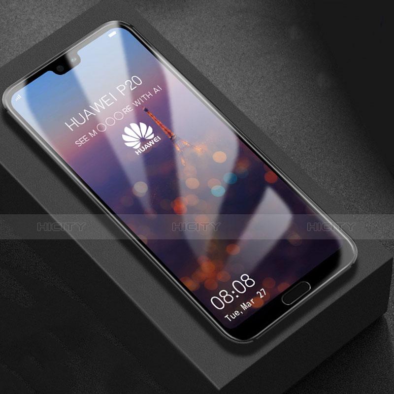 Schutzfolie Displayschutzfolie Panzerfolie Skins zum Aufkleben Gehärtetes Glas Glasfolie für Huawei P20 Klar Plus