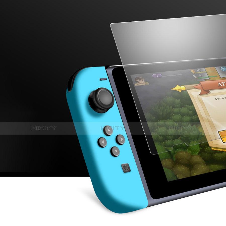 Schutzfolie Displayschutzfolie Panzerfolie Skins zum Aufkleben Gehärtetes Glas Glasfolie für Nintendo Switch Klar groß