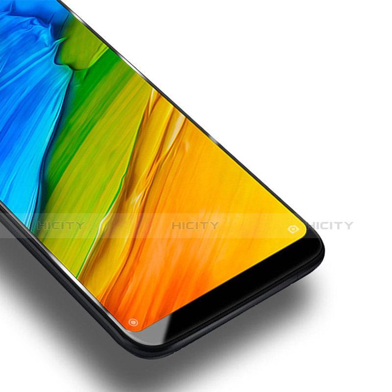 Schutzfolie Displayschutzfolie Panzerfolie Skins zum Aufkleben Gehärtetes Glas Glasfolie für Xiaomi Redmi Note 5 Pro Klar groß