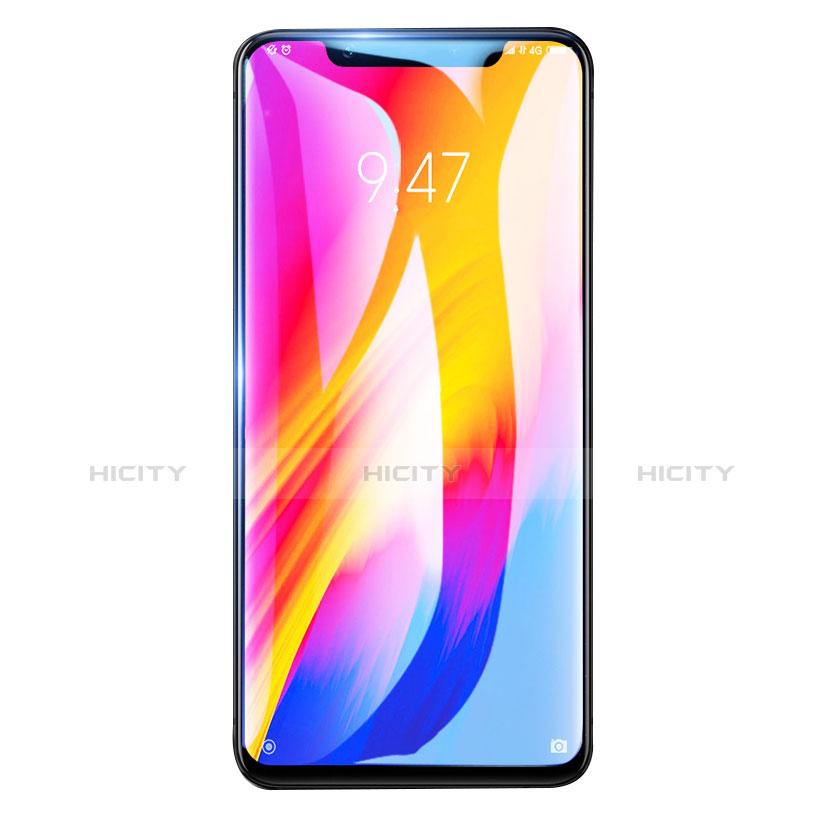 Schutzfolie Displayschutzfolie Panzerfolie Skins zum Aufkleben Gehärtetes Glas Glasfolie T01 für Xiaomi Mi 8 Screen Fingerprint Edition Klar groß
