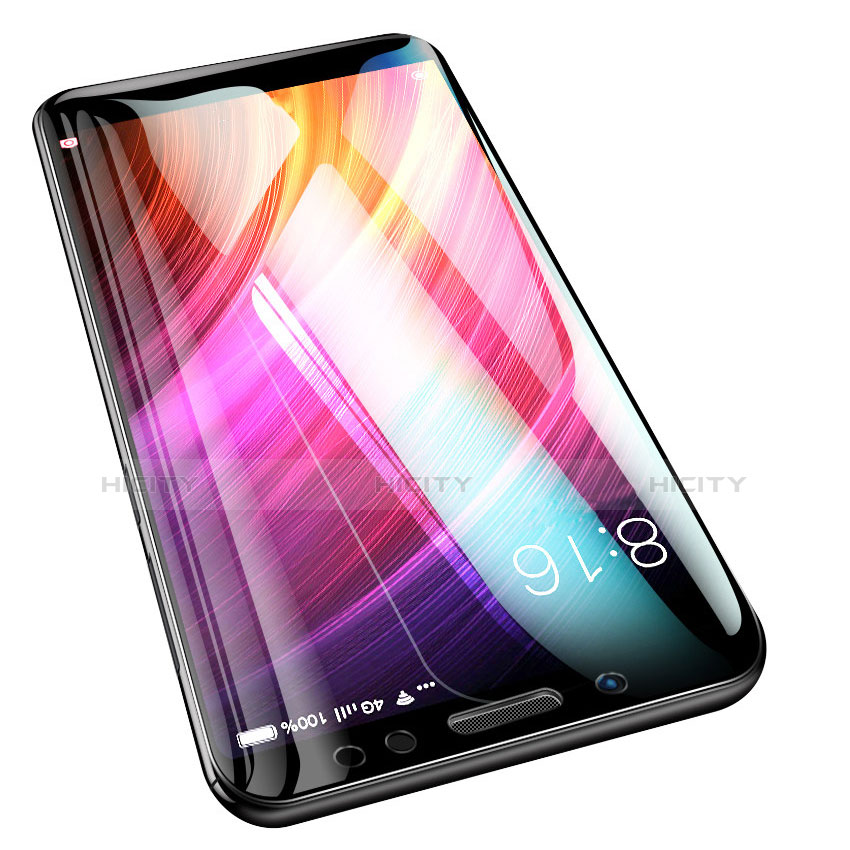 Schutzfolie Displayschutzfolie Panzerfolie Skins zum Aufkleben Gehärtetes Glas Glasfolie T04 für Xiaomi Redmi Note 5 Pro Klar groß