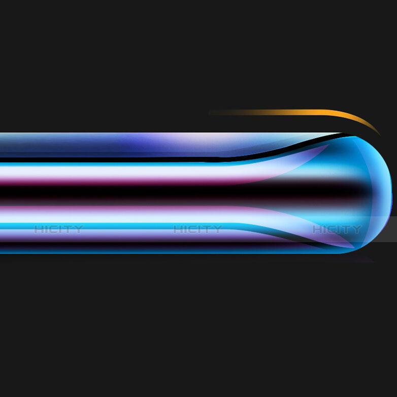 Schutzfolie Full Coverage Displayschutzfolie Panzerfolie Gehärtetes Glas Glasfolie Skins zum Aufkleben Panzerglas F02 für Oppo Find X Schwarz groß