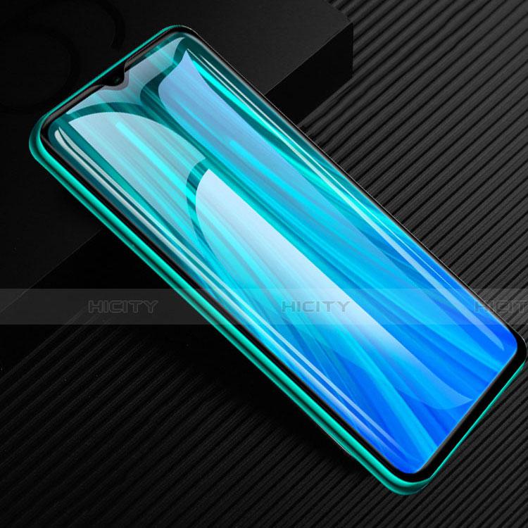 Schutzfolie Full Coverage Displayschutzfolie Panzerfolie Gehärtetes Glas Glasfolie Skins zum Aufkleben Panzerglas für Xiaomi Redmi Note 8 Pro Schwarz groß