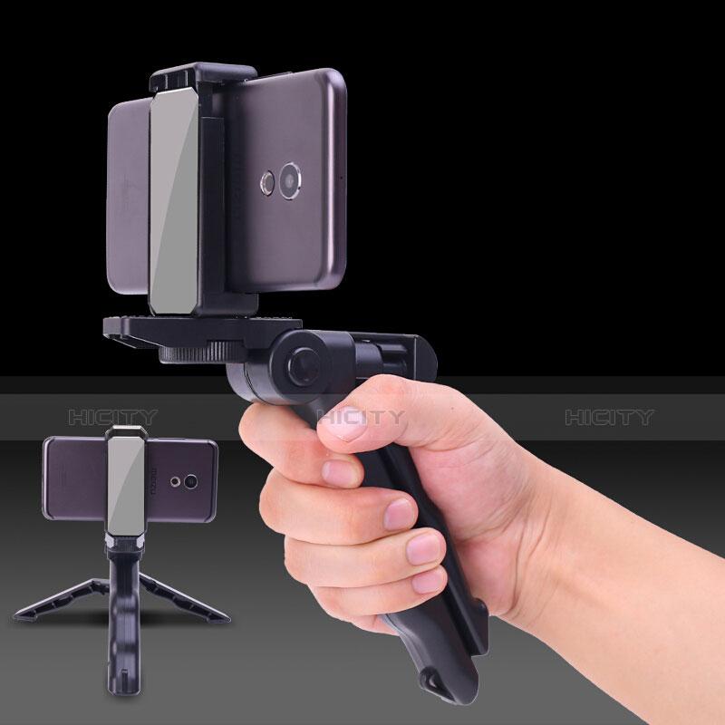 Selfie Stick Stange Verdrahtet Teleskop Universal S21 Schwarz Plus