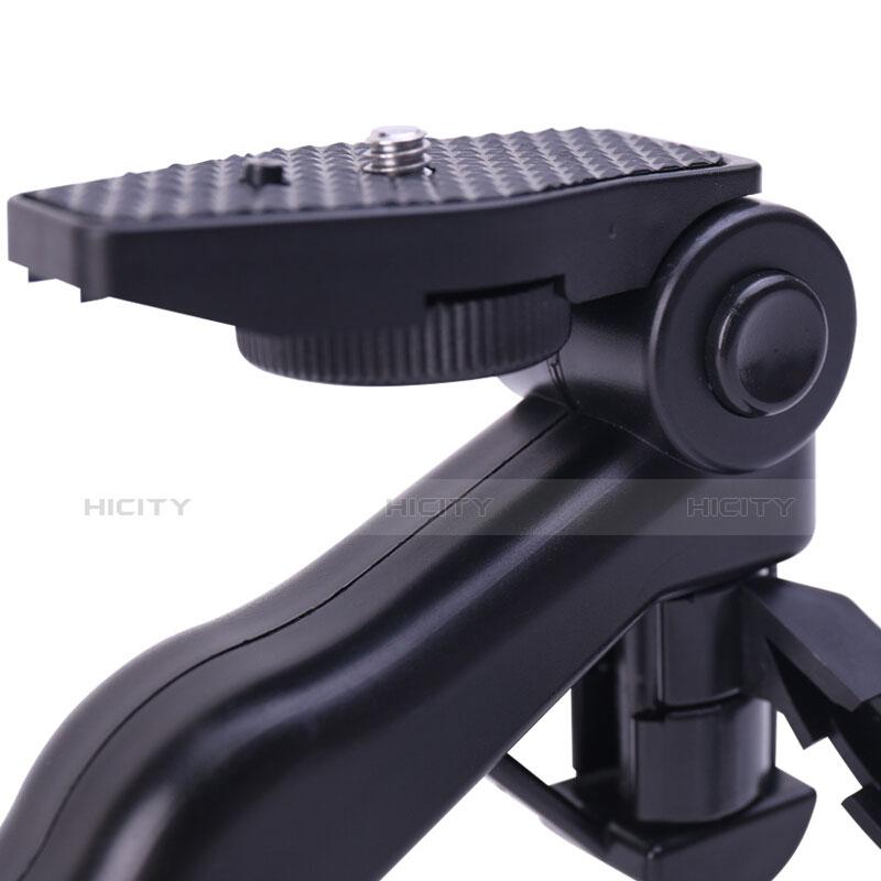 Selfie Stick Stange Verdrahtet Teleskop Universal S21 Schwarz groß
