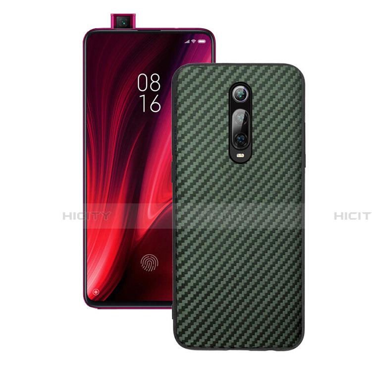 Silikon Hülle Handyhülle Gummi Schutzhülle Flexible Tasche Köper Y01 für Xiaomi Mi 9T Pro groß