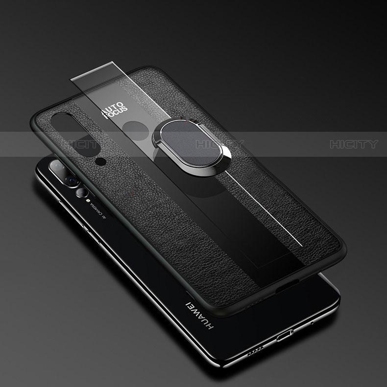 Silikon Hülle Handyhülle Gummi Schutzhülle Leder Tasche für Huawei Honor 20 Lite