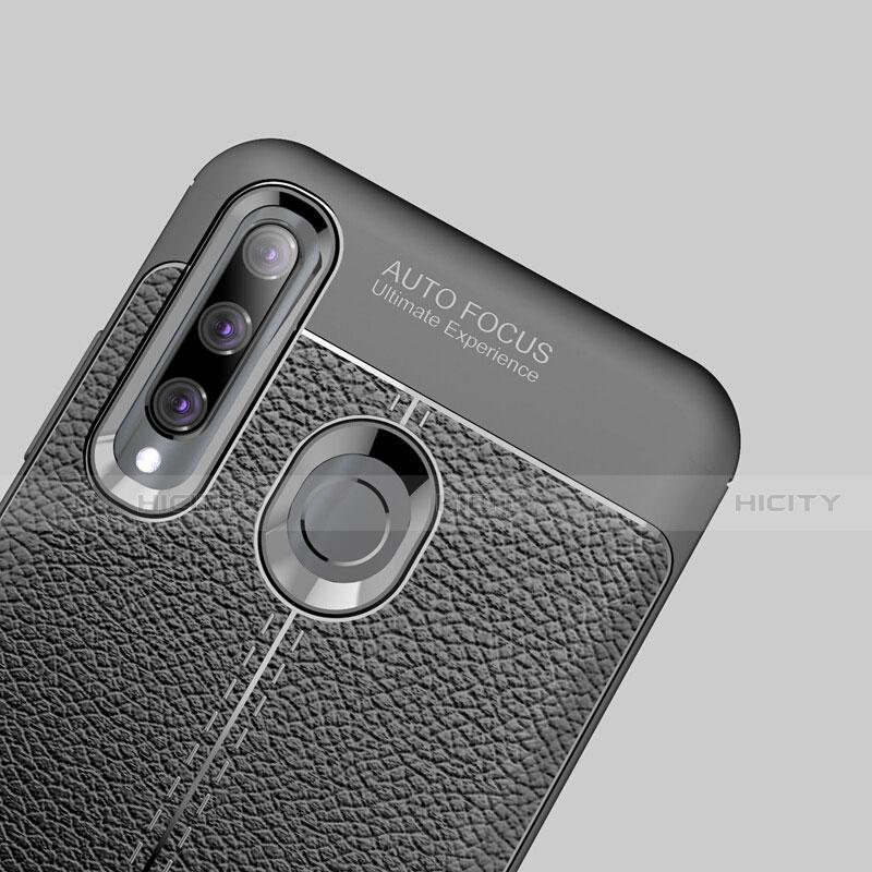 Silikon Hülle Handyhülle Gummi Schutzhülle Leder Tasche S01 für Huawei Honor 20 Lite