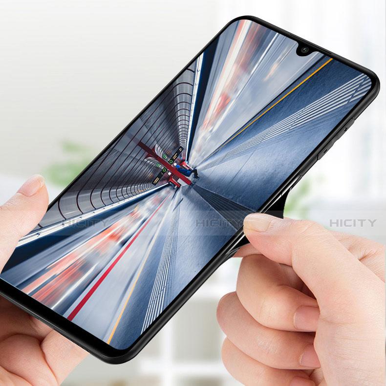 Silikon Hülle Handyhülle Gummi Schutzhülle Spiegel für Huawei Honor 20 Lite Rot groß