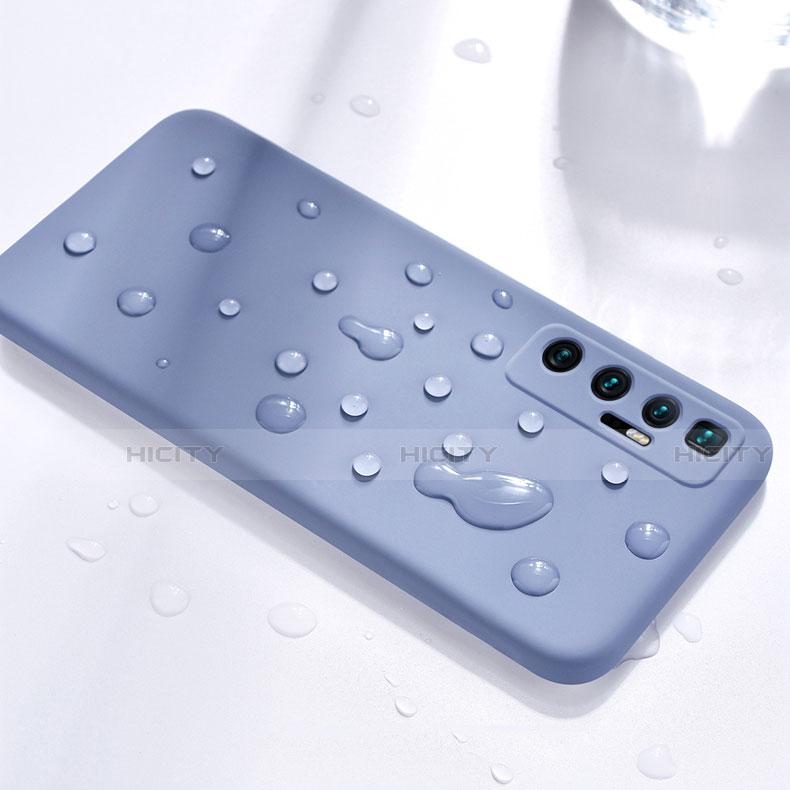 Silikon Hülle Handyhülle Ultra Dünn Flexible Schutzhülle 360 Grad Ganzkörper Tasche für Xiaomi Mi 10 Ultra groß