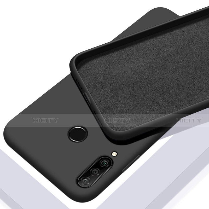 Silikon Hülle Handyhülle Ultra Dünn Schutzhülle 360 Grad Tasche für Huawei Honor 20 Lite groß