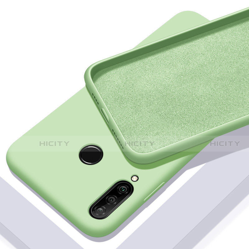 Silikon Hülle Handyhülle Ultra Dünn Schutzhülle 360 Grad Tasche für Huawei Honor 20 Lite Grün Plus