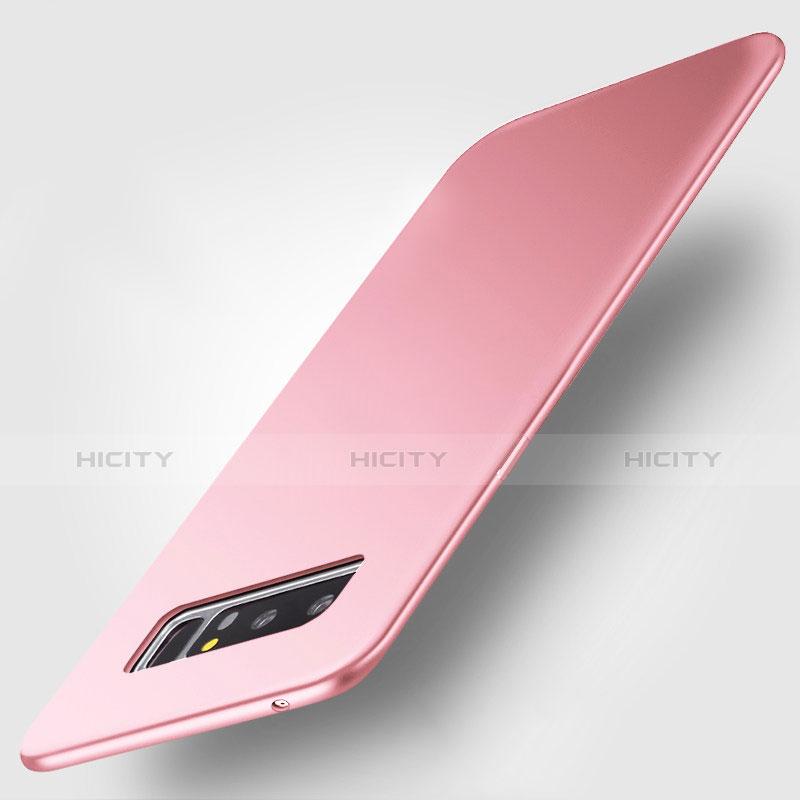 Silikon Hülle Handyhülle Ultra Dünn Schutzhülle Tasche S05 für Samsung Galaxy Note 8 Duos N950F groß