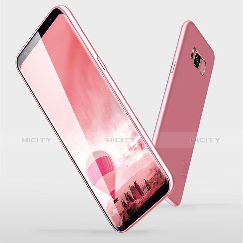 Silikon Hülle Handyhülle Ultra Dünn Schutzhülle Tasche S05 für Samsung Galaxy S8 groß