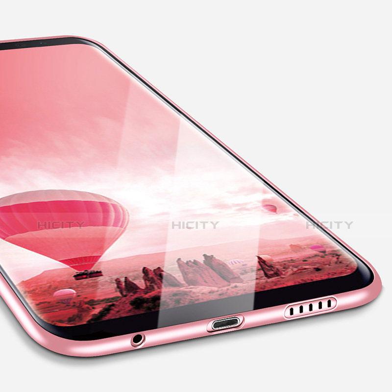 Silikon Hülle Handyhülle Ultra Dünn Schutzhülle Tasche S05 für Samsung Galaxy S8 Plus groß