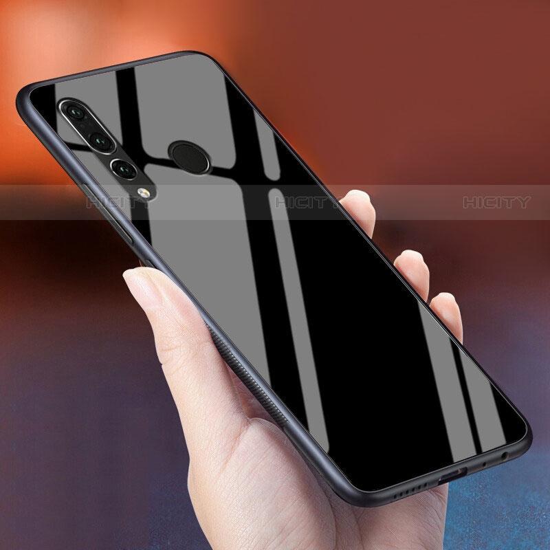 Silikon Schutzhülle Rahmen Tasche Hülle Spiegel für Huawei Honor 20 Lite