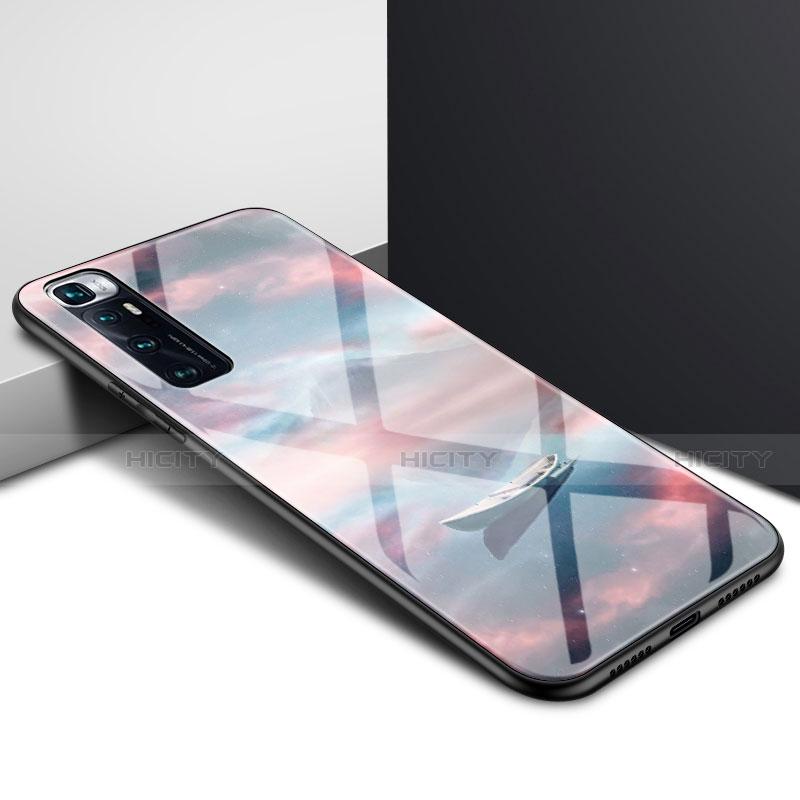 Silikon Schutzhülle Rahmen Tasche Hülle Spiegel für Xiaomi Mi 10 Ultra Plusfarbig Plus