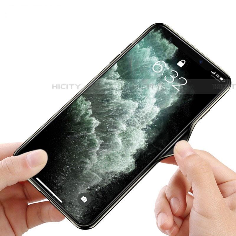 Silikon Schutzhülle Rahmen Tasche Hülle Spiegel T03 für Apple iPhone 11 groß