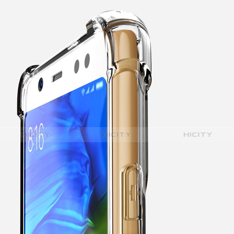 Silikon Schutzhülle Ultra Dünn Tasche Durchsichtig Transparent H01 für Xiaomi Redmi Note 5 AI Dual Camera groß