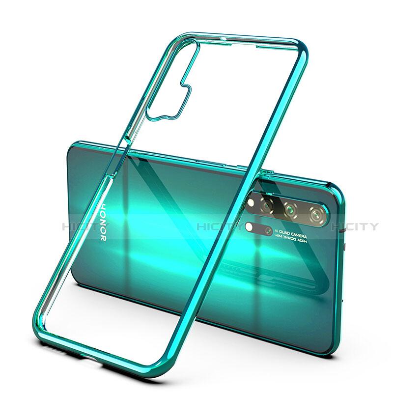 Dünn Tasche Schutzhülle Durchsichtig Ultra Silikon MqVGLSUzp