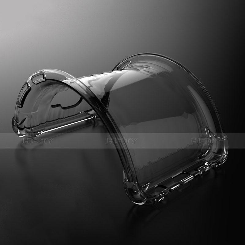 Silikon Schutzhülle Ultra Dünn Tasche Durchsichtig Transparent T19 für Samsung Galaxy S9 Plus Klar groß