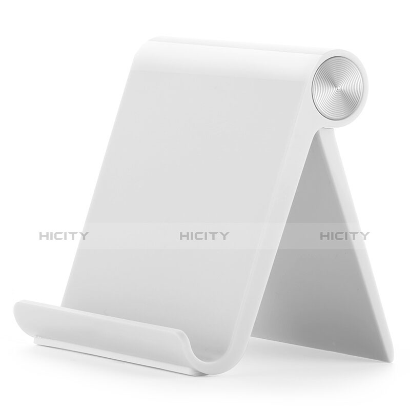 Smartphone Halter Halterung Handy Ständer Universal Weiß groß