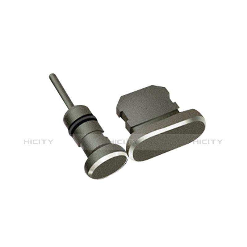 Staubschutz Stöpsel Passend Lightning USB Jack J01 für Apple iPhone 11 Pro Max Schwarz Plus