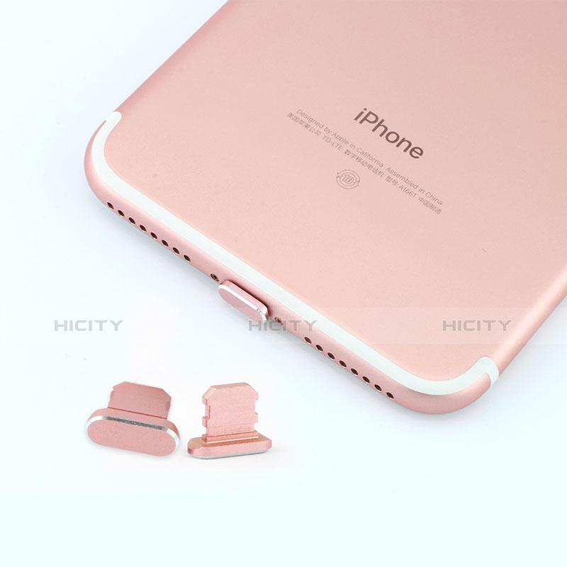 Staubschutz Stöpsel Passend Lightning USB Jack J06 für Apple iPhone 11 Grau groß