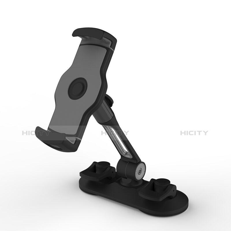 Universal Faltbare Ständer Tablet Halter Halterung Flexibel H11 für Apple iPad Pro 12.9 (2020) Schwarz groß