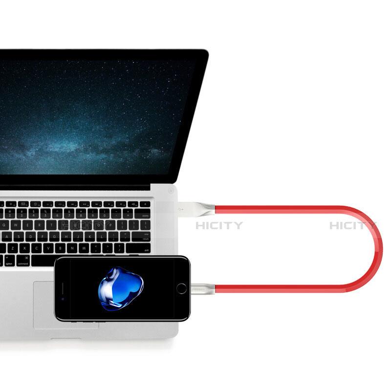 USB Ladekabel Kabel C06 für Apple iPhone 11 Pro groß