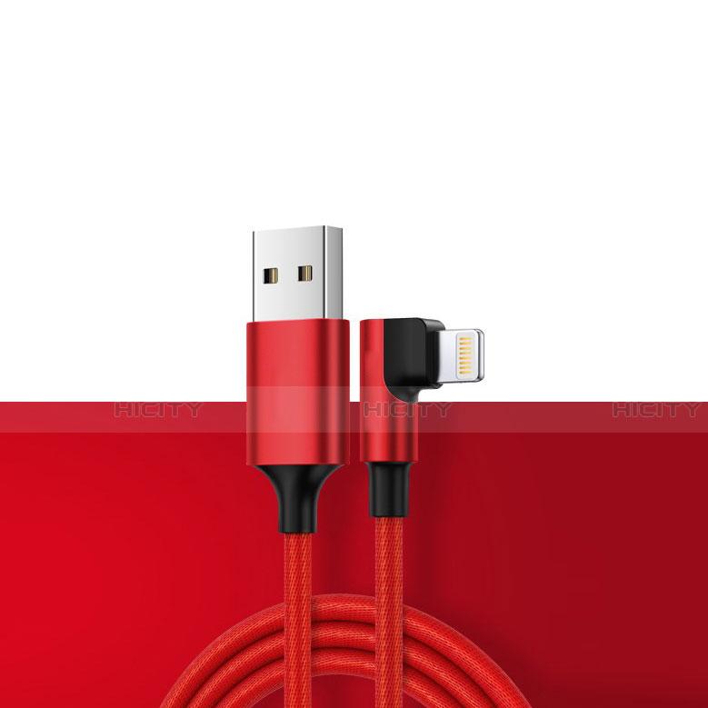 USB Ladekabel Kabel C10 für Apple iPhone 11 Pro groß